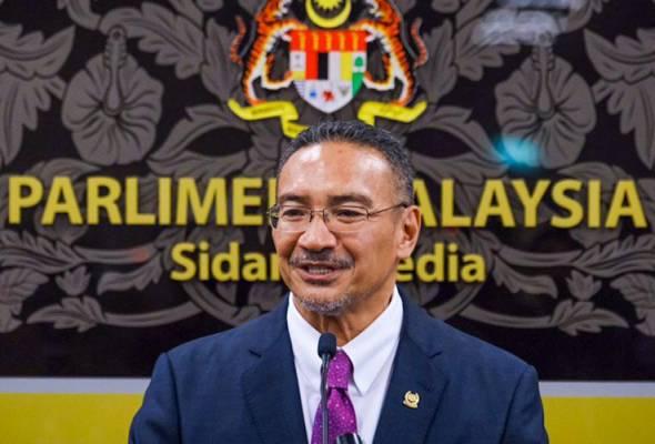 Isu vape dalam Dewan Rakyat,  Hishammuddin bayar kompaun