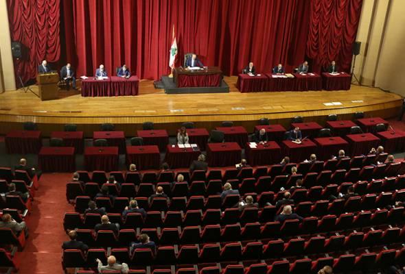 Parlimen Lubnan mula bersidang buat pertama kali selepas tragedi letupan