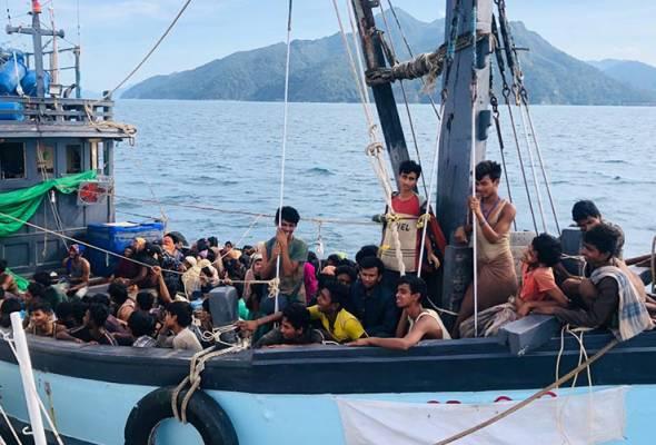 Sindiket palsu dokumen termasuk kad UNHCR didalangi warga Myanmar tumpas
