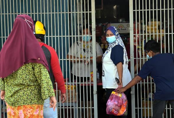 Wanita baru bersalin tidak dapat jaga ibu buta, pekak kerana TEMCO