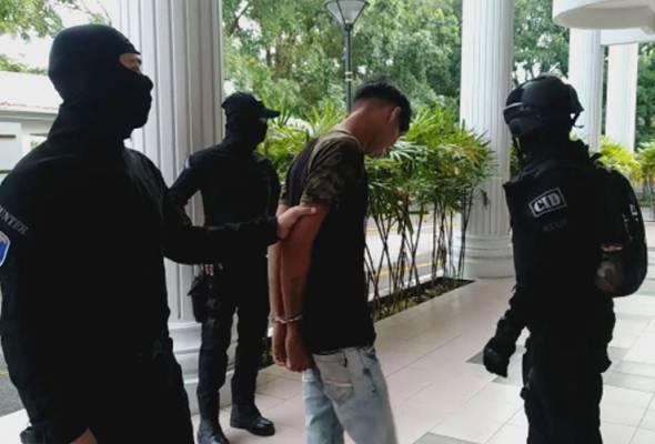 Tatu pertubuhan haram: Ahli kongsi gelap didenda RM2,000
