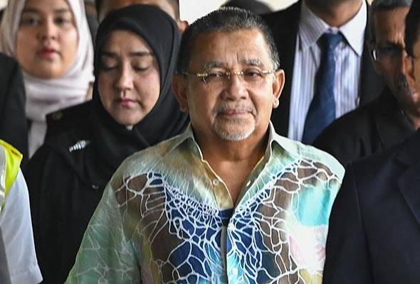 Isa Samad bela diri sembilan pertuduhan rasuah RM3 juta di Mahkamah Tinggi esok