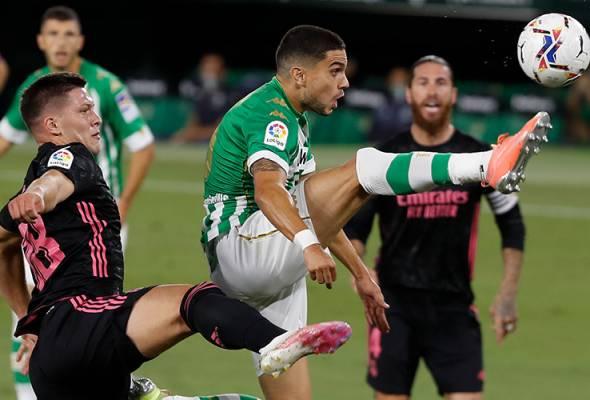Zidane gembira dengan Los Blancos, tidak mahu tambah pemain baru