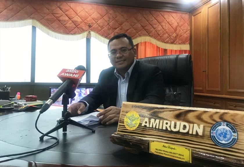 Kerajaan Negeri Selangor akan melakukan penyelesaian pencemaran sungai secara menyeluruh