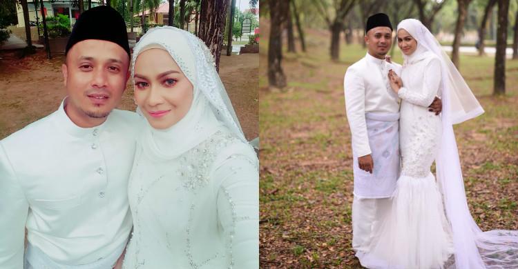 Nikah kali kedua, Siti Norsaida Tarudin mohon maaf buat majlis tertutup