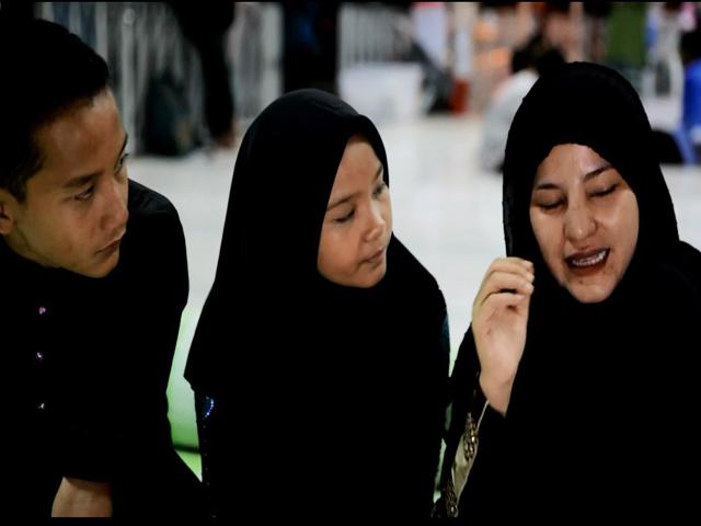 Isteri dedah permintaan terakhir Allahyarham Harun Salim Bachik