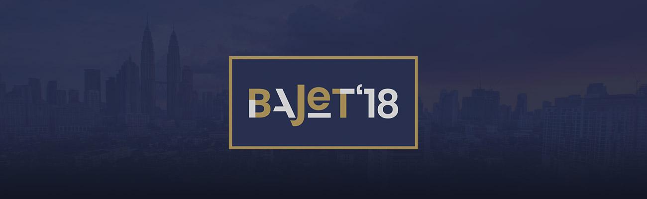 Bajet 2018