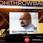 Are you watching the #OHITHROWBACK episode? @harithiskander is watching you... Log on to obviouslyharith.com now! #ohiIf you missed the show, there are repeats at this time:4:30pm: Tuesday9:30am: Wednesday10:30pm: Thursday