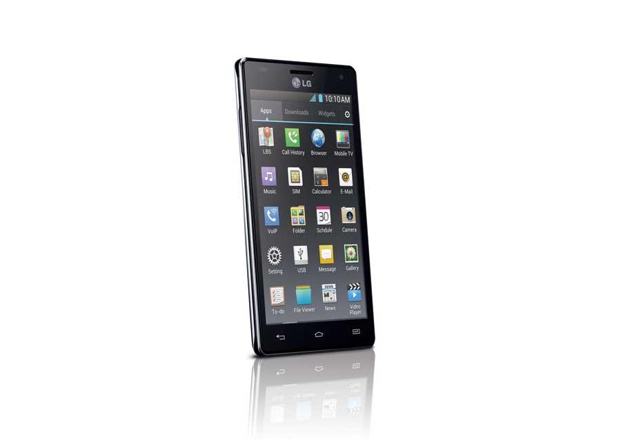6. LG Optimus 4X HD   10 Telefon Pintar Terlaris di Asia