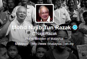 Najib ucap tahniah ahli akademik M'sia diiktiraf minda saintifik utama dunia