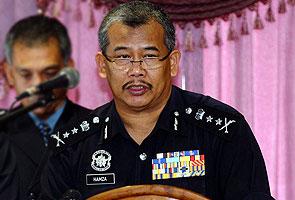 8 Filipinos arrested in Kampung Sungai Bilis