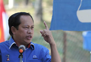 BN must retain Kuala Besut state seat to avoid hung assembly - Ahmad Maslan