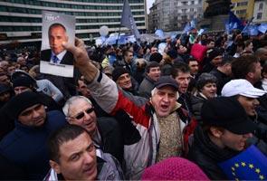 Bulgaria PM hospitalised again amid new protests