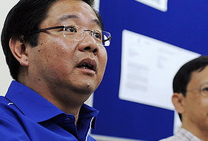 Don't be fooled by Guan Eng's GST statement - Teng