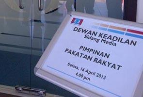 Isu MB Selangor: Akar umbi KEADILAN sokong Wan Azizah jadi MB