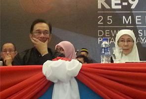 Status 'Ketua Umum' bakal dibincang di Kongres Nasional Khas PKR
