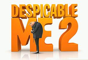 'Despicable Me 2' mula tayangan 4 Julai