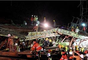 Kronologi kejadian runtuhan struktur jambatan P.Pinang ke-2