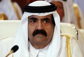 Sheikh Hamad umum peralihan kuasa