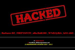 Malaysia's Google, Dell, Microsoft websites hacked