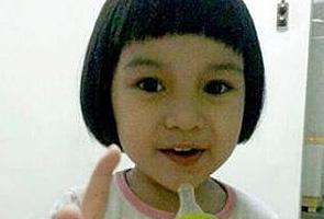 Ibu suspek serah Wan Aisyah kepada polis