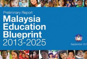 Government to launch malaysia education blueprint friday astro awani government to launch malaysia education blueprint friday malvernweather Image collections