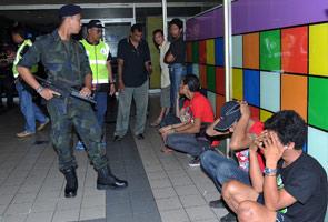 Op Cantas Khas - 70 ditahan