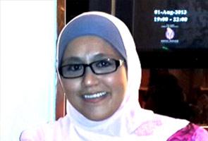 'Puteri Untuk Umno dan Puteri Harapan Umno' slogan Mas Ermieyati