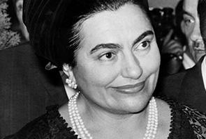 Bekas wanita pertama Yugoslavia disemadi