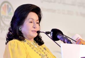 Rosmah Mansor to attend Global Summit of Women in Paris