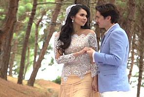 Rozita & Zain umum tarikh dan lokasi majlis perkahwinan