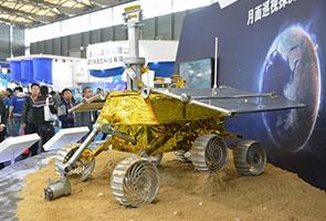 China to send 'jade rabbit' to moon: state media