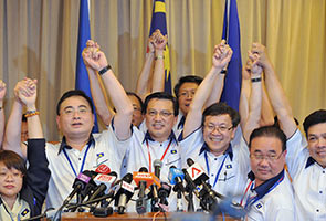 MCA elections 2013: Top leadership official results