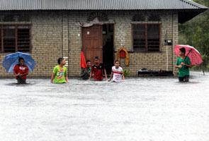 Jumlah mangsa di Pahang naik mendadak, Kelantan menurun