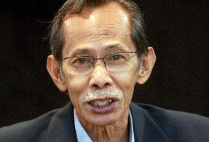 Datuk Baharuddin Zainal. -Gambar BERNAMA | Astro Awani