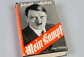 Rare 'Mein Kampf' copies signed by Hitler to be auctioned
