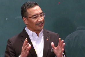 More assets to assist in search for MH370 - Hishammuddin