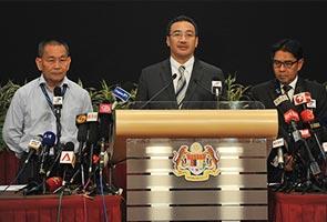 """MH370: """"Good night, Malaysian 370"""" komunikasi terakhir dalam transkrip"""
