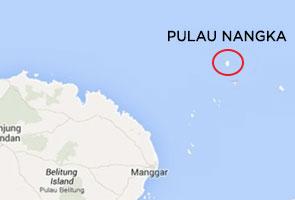Company told to end search for treasure on Pulau Nangka on Aug 1