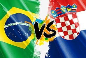 PIALA DUNIA: Brazil dijangka menang tipis, Croatia pula boleh cipta 'upset'