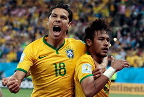 Neymar rescues Brazil in World Cup opener