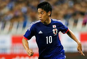 Kagawa blasts Japan's 'pathetic' World Cup exit