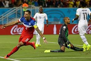 World Cup: German-born Brooks gives USA memorable win over Ghana