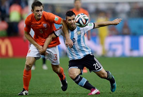 World Cup: Underdog tag helps Argentina, claims Aguero