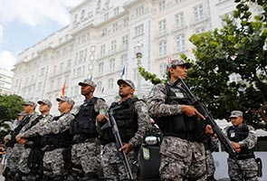 26,000 police and soldiers to provide World Cup final security
