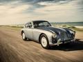 Aston Martin that inspired 'Goldfinger' goes up for bid