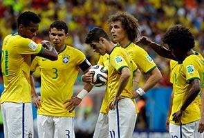 Brazil booed as Netherlands claim third