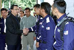 MH17: Liow, delegasi Malaysia tiba di Kiev