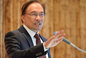 Kes Liwat II Anwar Ibrahim secara terperinci