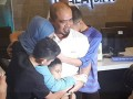 Emotional 'virtual' reunion for four siblings and mother